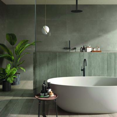Freistehende Badewanne von Lemco Keramik