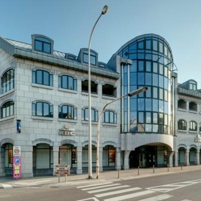 KBC Gebäude